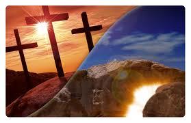 we believe cross tomb